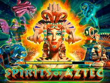 Spirits Of Aztec на деньги